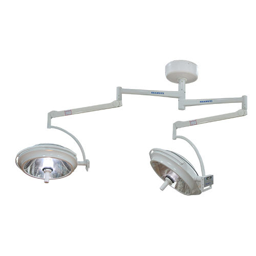 ceiling-mounted surgical light