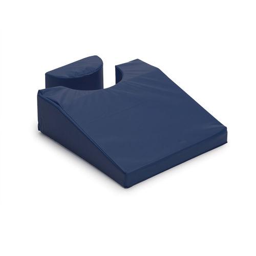 pelvic positioning cushion / foam / wedge-shaped