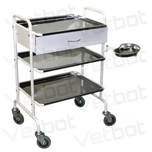 veterinary clinic trolley