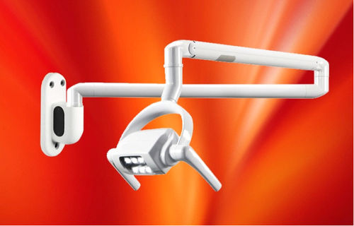 wall-mounted surgical light