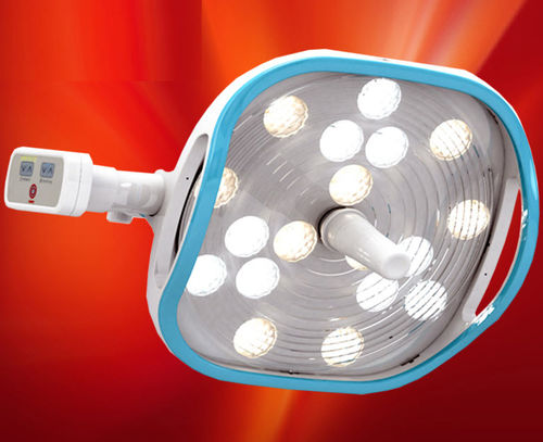 wall-mounted minor surgery light / mobile / ceiling-mounted / LED