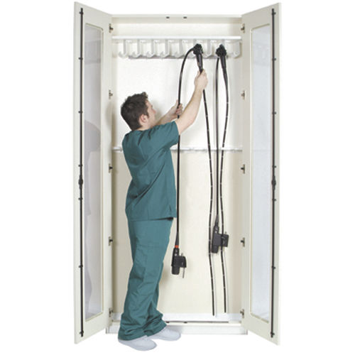 flexible endoscope cabinet