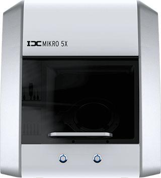 CAD/CAM milling machine / dental / 5-axis / dry machining
