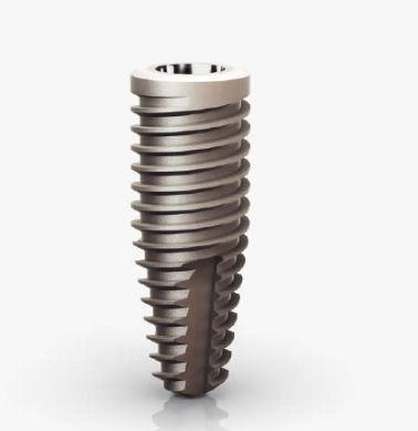 conical dental implant / titanium
