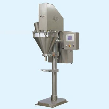 Auger filler / semi-automatic / volumetric / for the pharmaceutical industry