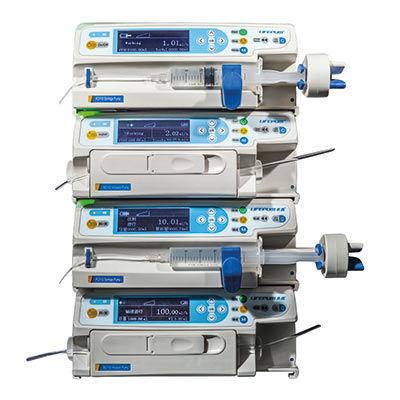 multi-channel infusion pump