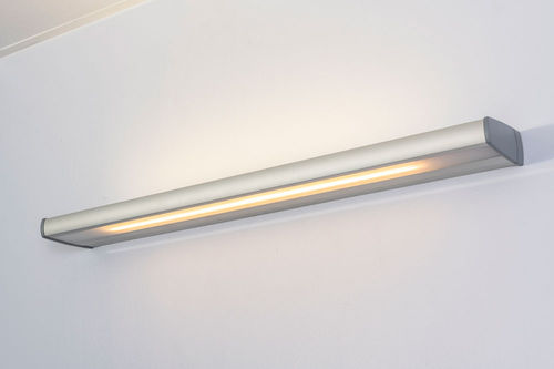 built-in lighting / wall-mounted / hospital / LED