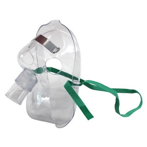oxygen mask / facial / adult / adjustable