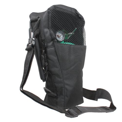 oxygen cylinder bag / shoulder strap