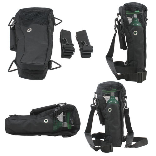 oxygen cylinder bag / backpack