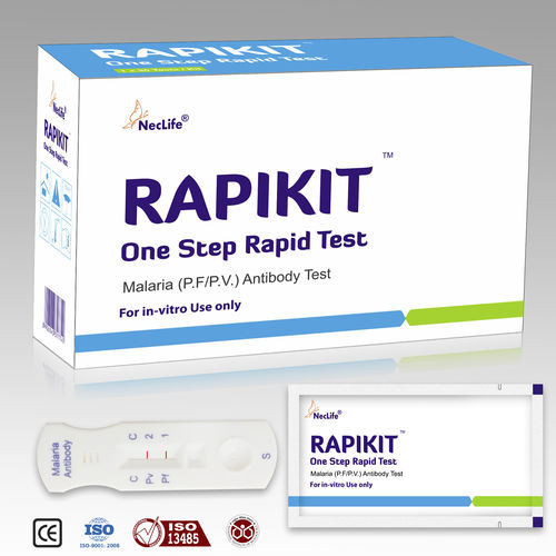 rapid malaria test