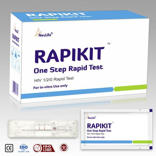 rapid contamination test / AIDS / HIV / serum