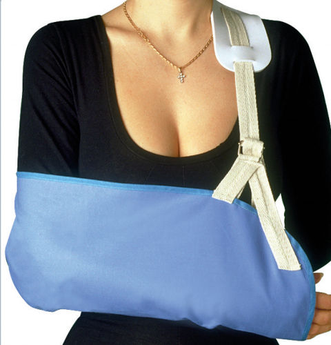 arm sling with forearm sleeve