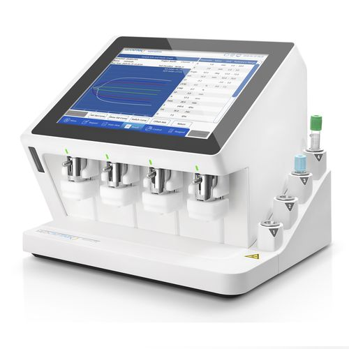 automatic coagulation analyzer - Medcaptain Medical Technology