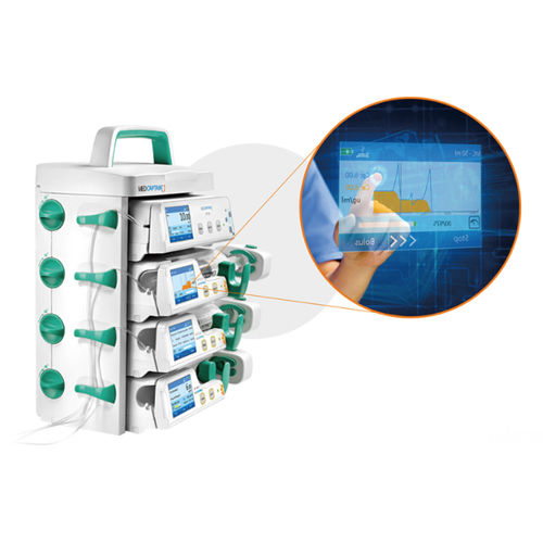 multi-channel infusion pump / volumetric