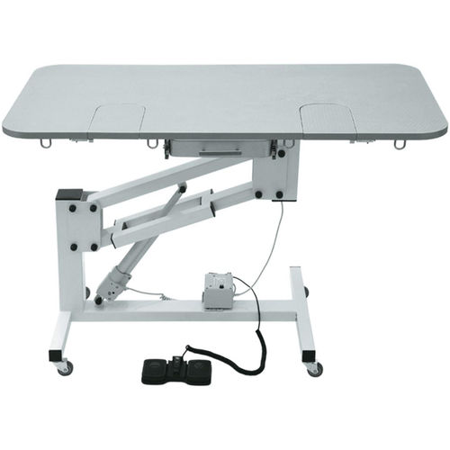 veterinary examination table / for ultrasound imaging / electric / height-adjustable