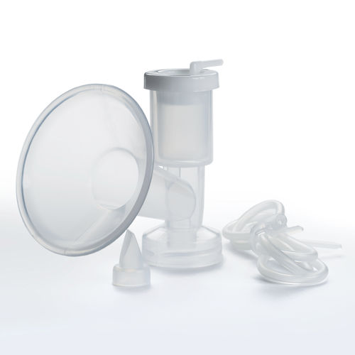 double breast pump collection kit