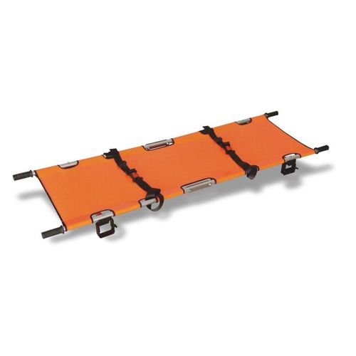 emergency stretcher / folding