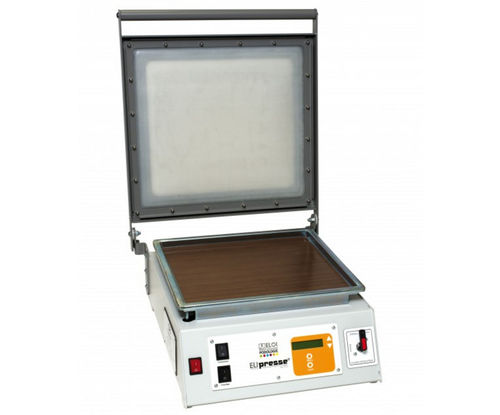 orthopedic insole manufacturing thermosealer