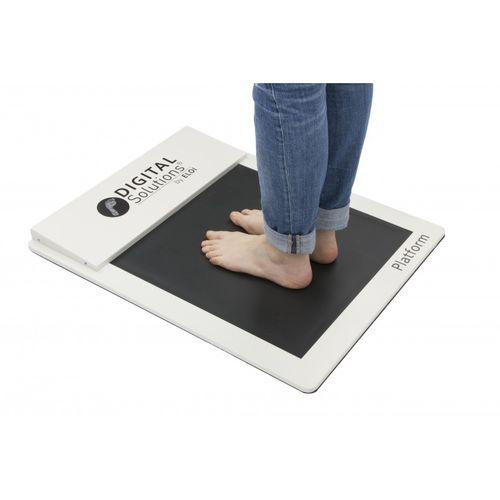portable baropodometry platform