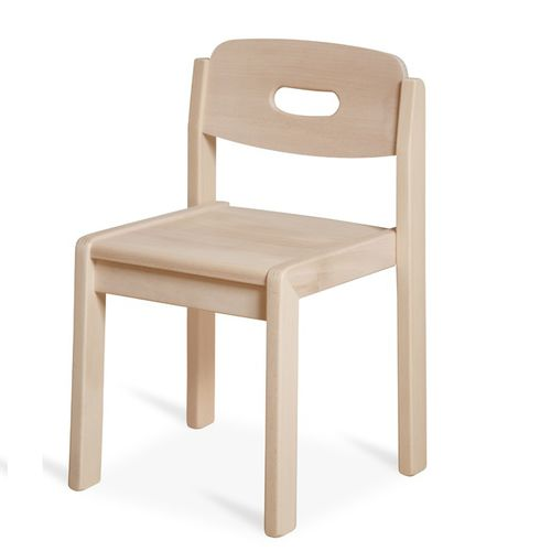 waiting room chair / paediatric / stackable