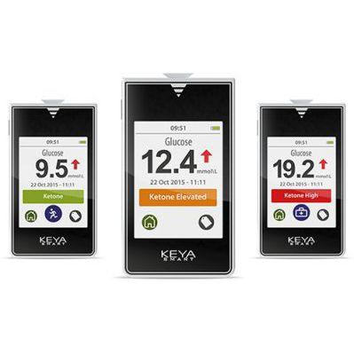 Bluetooth blood glucose monitor