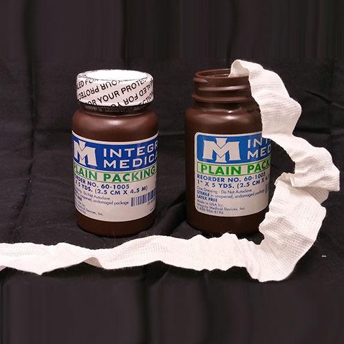 gauze roll / cotton / sterile