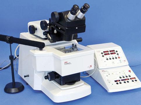 rotary microtome cryostat