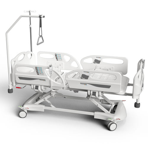 intensive care bed