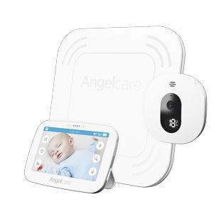 video baby monitor / sound / wireless / movement