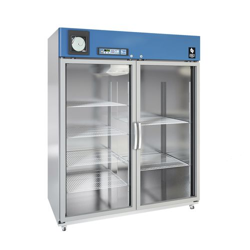 pharmacy refrigerator / chromatography / cabinet / 1-door