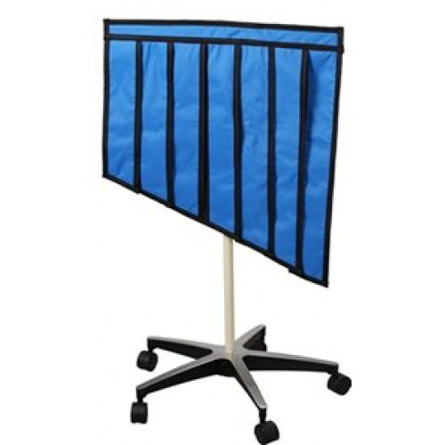 X-ray radiation shielding curtain - MB/GRAD-PORT-1 - Protech Medical -  mobile