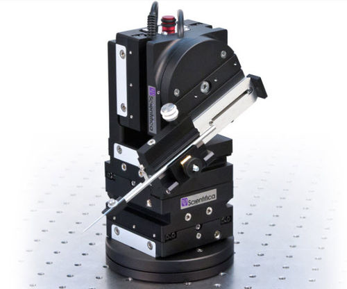 motorized micromanipulator / high-precision