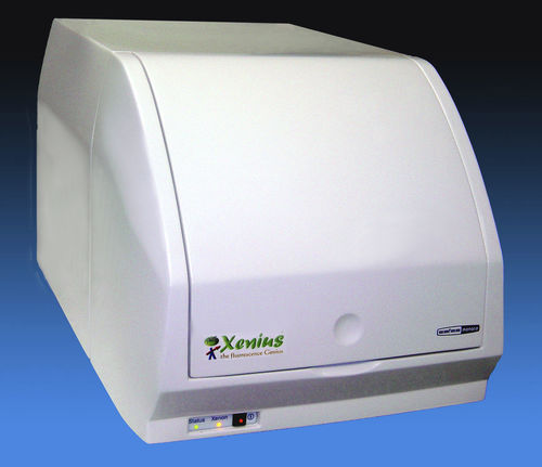 UV-visible spectrophotometer / benchtop