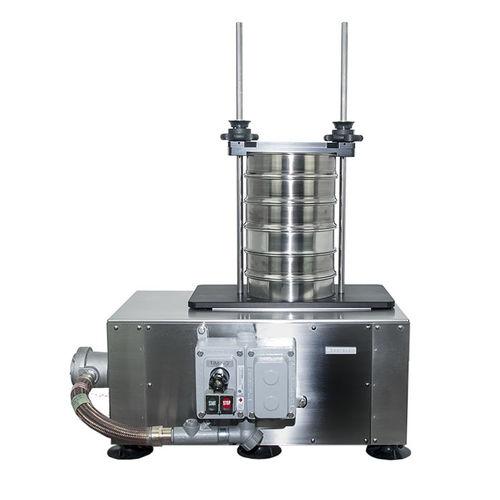 explosion-proof sieve shaker / vertical / sample preparation / benchtop