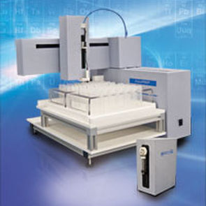 automated sample preparation system / laboratory / for liquid handling / aliquoting