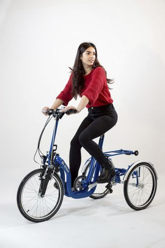 adult adaptative tricycle / foldable