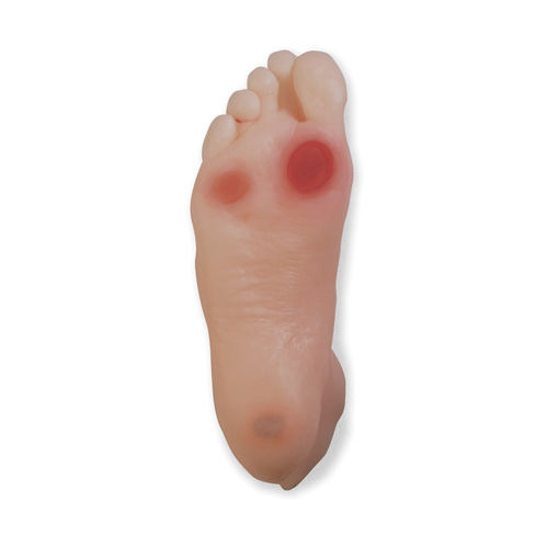 foot model / for diabetes / care