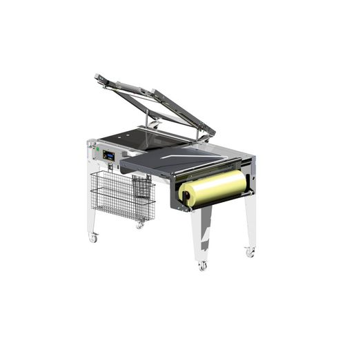 manual packaging machine / film / on casters
