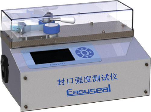 heat seal tester / for the pharmaceutical industry / benchtop / digital
