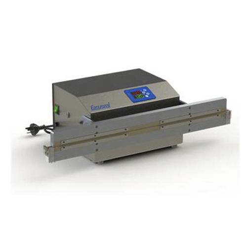 heat sealer for the pharmaceutical industry
