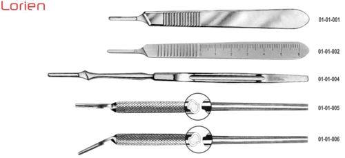 dental instrument handle