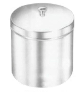 stainless steel dressing drum