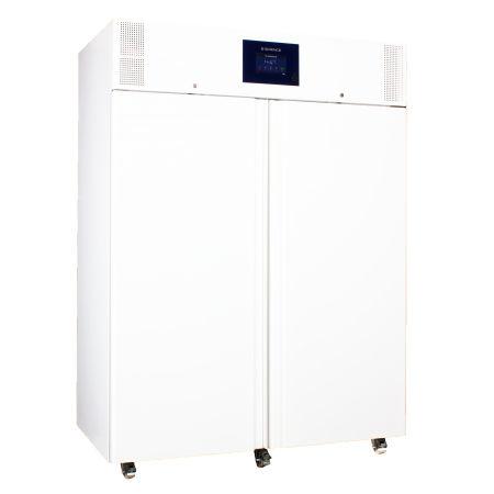 laboratory freezer / cabinet / on casters / 1-door