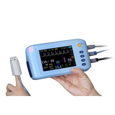 ECG patient monitor / intensive care / handheld / with separate sensor