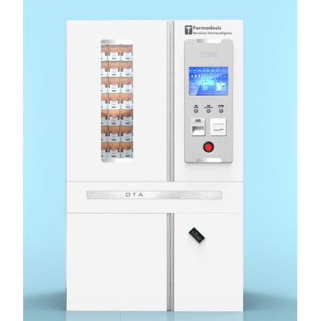 medicine automated dispensing system / pharmacy / robotic / with touch screen