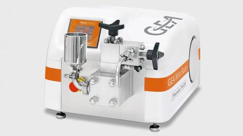 sample preparation homogenizer / for cell disruption / benchtop / digital