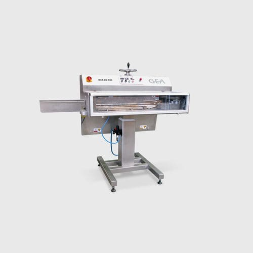 heat sealer for the pharmaceutical industry / for medical packaging / automatic / continuous