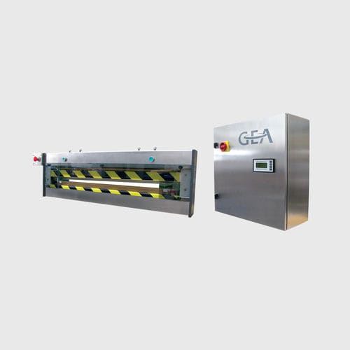 thermosealer for the pharmaceutical industry