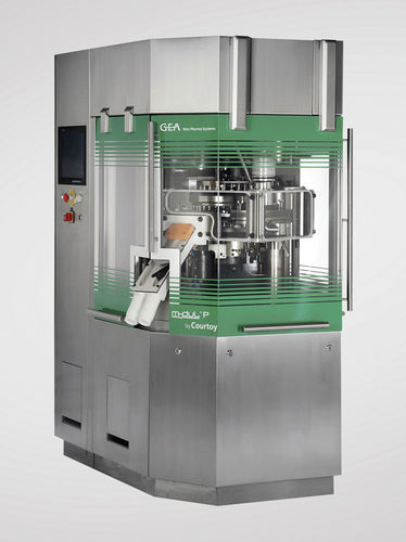 tablet press / R&D / for small-scale production / for medium-scale production